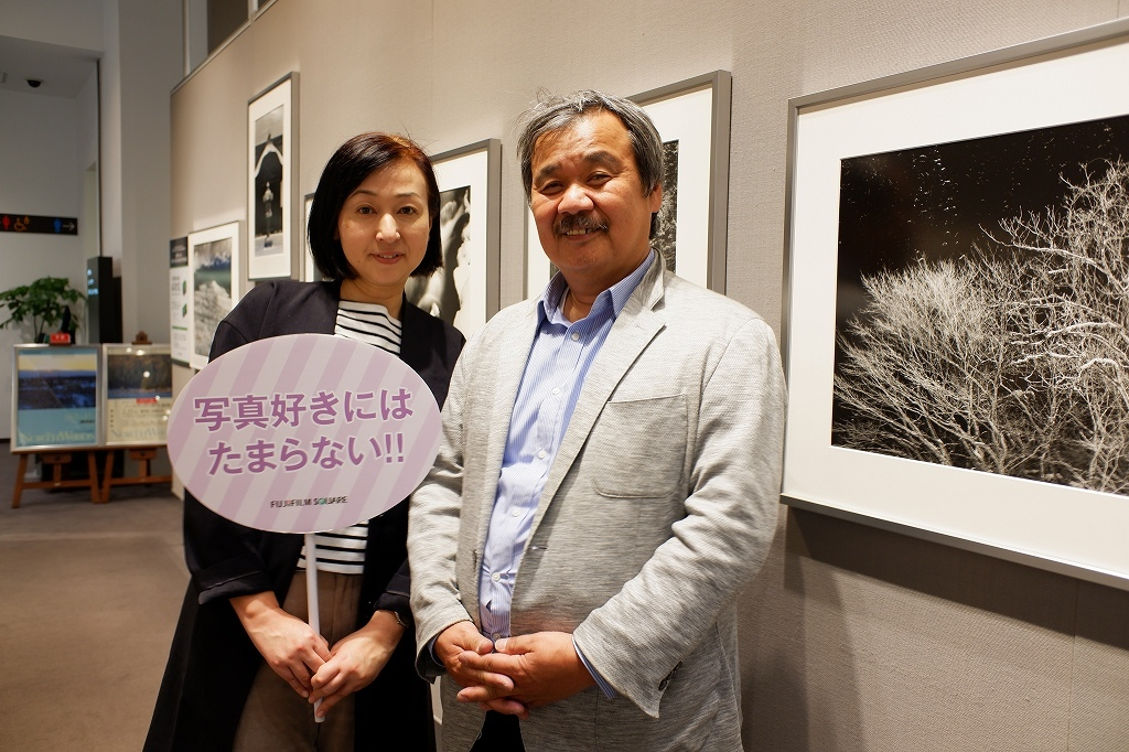 ACROSⅡ 企画展 和美 Katachi 相原正明写真展  Day2 大入り満員_f0050534_08010907.jpg