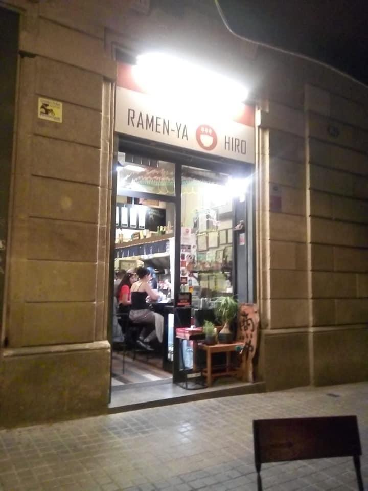 2019バレンシア&バルセロナの旅⑥ 味噌ラーメンとサンジュゼップ市場_b0305039_00155842.jpg
