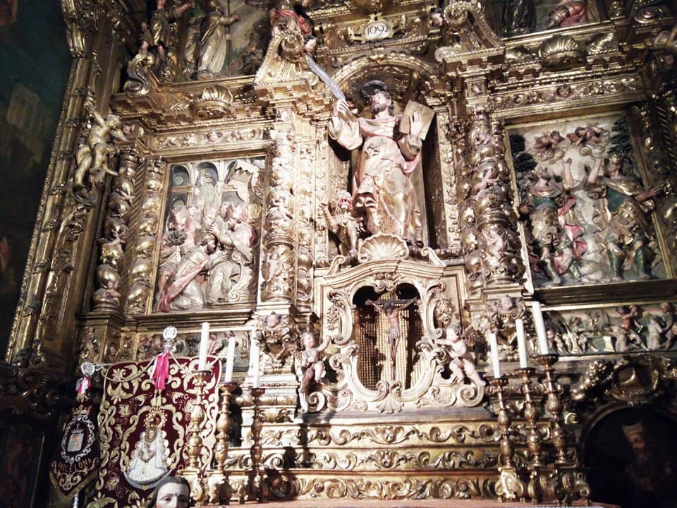 2019バレンシア&バルセロナの旅⑦ 5年ぶりのバルセロナ大聖堂とマトチーズ_b0305039_00491823.jpg