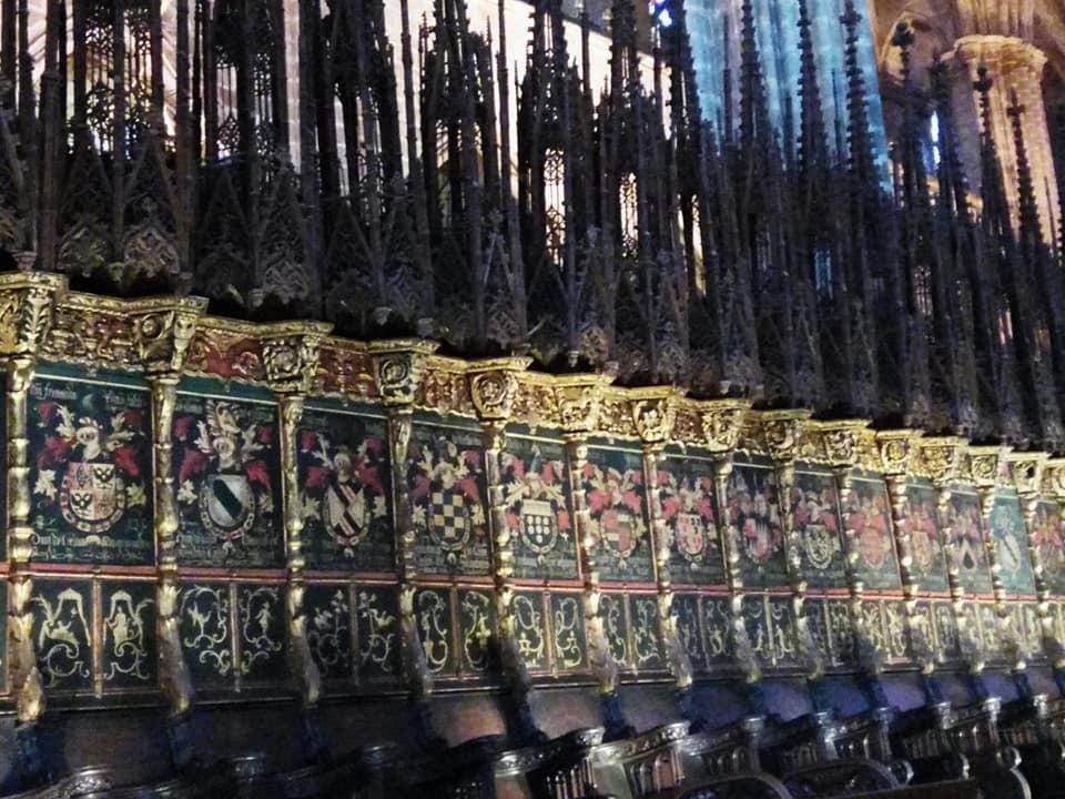 2019バレンシア&バルセロナの旅⑦ 5年ぶりのバルセロナ大聖堂とマトチーズ_b0305039_00493747.jpg