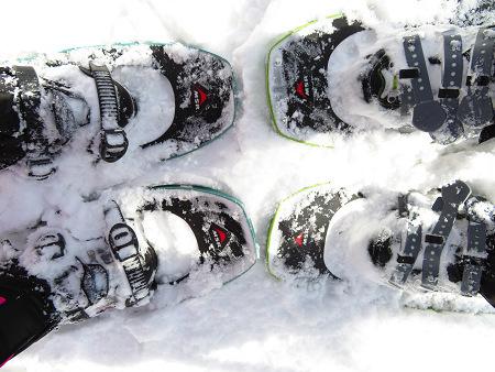 紺碧なお空の下で真っ白な雪山を楽しむ~【台高】2/11_d0387443_14133866.jpg