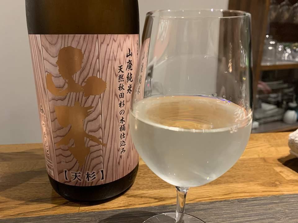 石橋阪大前の日本酒バー「和酒BARみまる」_e0173645_10274968.jpg