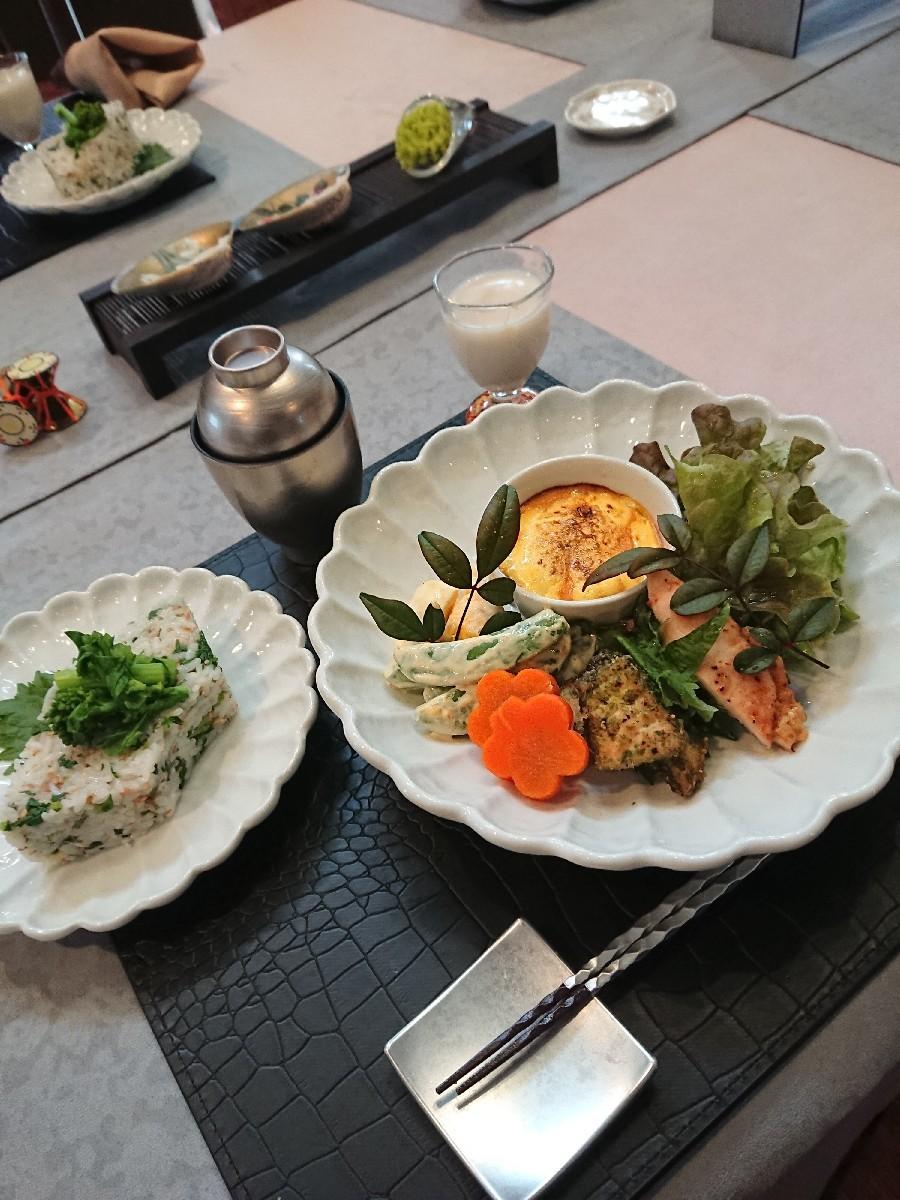 「優しい時間」2月2週目の料理教室_f0323446_23175840.jpg