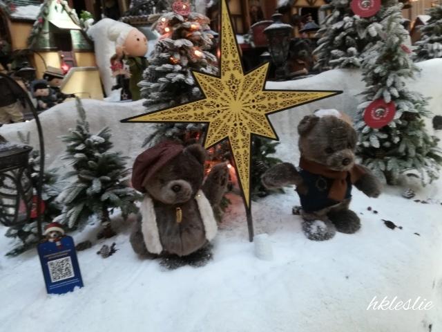 聖誕小熊村莊@置地廣場_b0248150_06373974.jpg