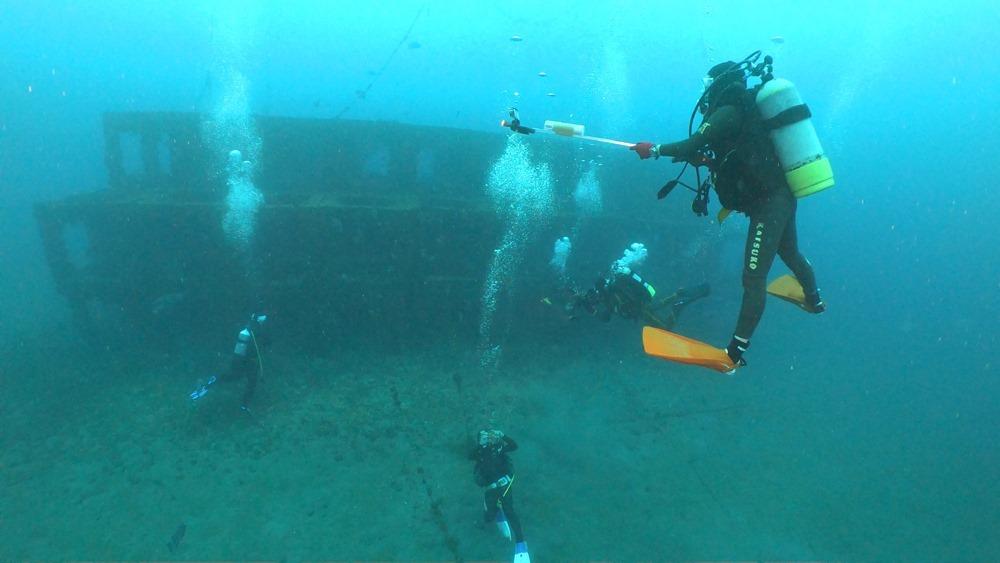 0216  2月14日 第35回 人工魚礁研究会 波左間_b0075059_10123137.jpg