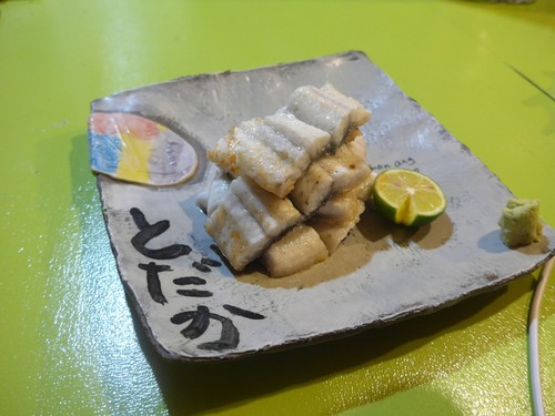 五反田「食堂とだか」へ行く。_f0232060_1924577.jpg