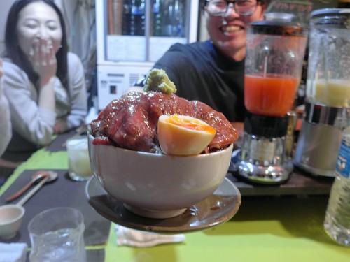 五反田「食堂とだか」へ行く。_f0232060_192938.jpg