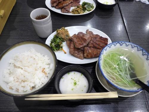 仙台「牛タン専門店 司」へ行く。_f0232060_20175617.jpg