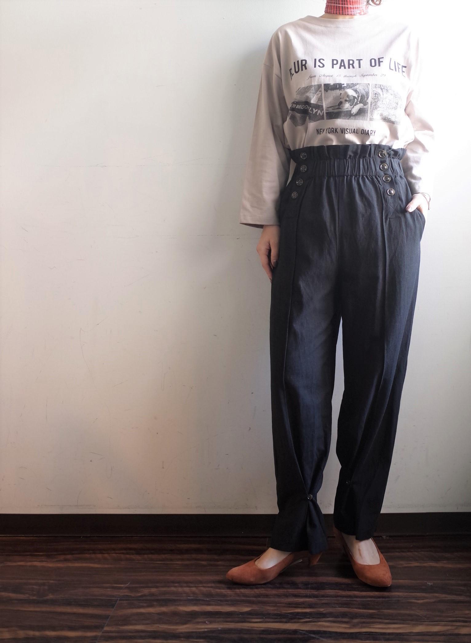 CHIGNONSTAR☆2wayイージーPants☆彡_e0269968_14342056.jpg