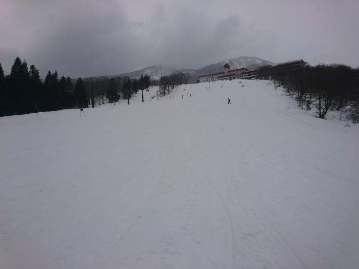 2月16日   赤倉観光リゾートスキー場_f0223068_14495489.jpg
