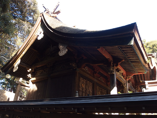ついに猿田神社へ。森の力と、独特で不思議な世界・・・ (2/11)_b0006870_7393545.jpg