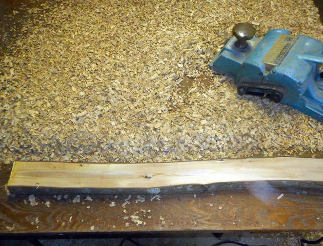 斧の木柄を作る。_c0081499_18081734.jpg