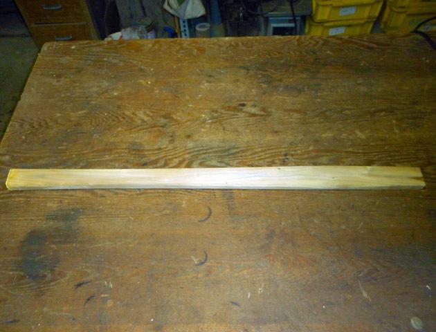 斧の木柄を作る。_c0081499_18105096.jpg