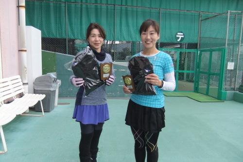 2020年2月14日女子ダブルスオープントーナメント_b0158200_13445293.jpg