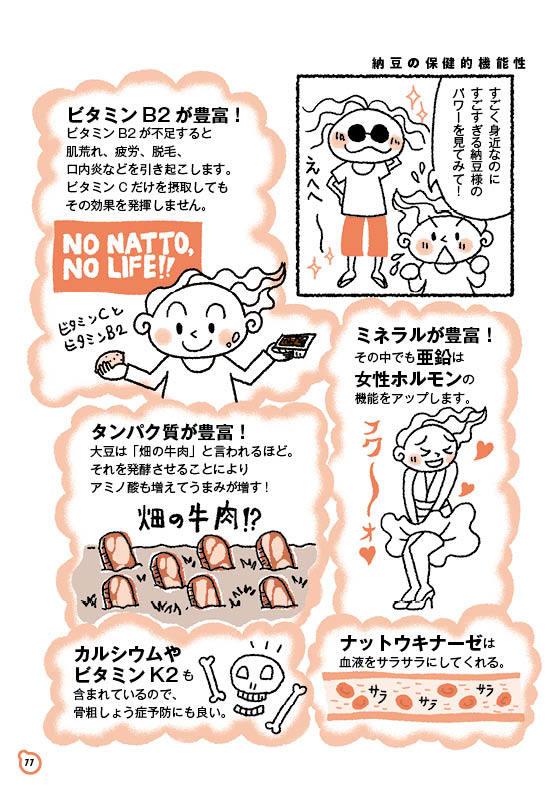 【ゆる菌活13】納豆(後編)_c0216405_10174019.jpg