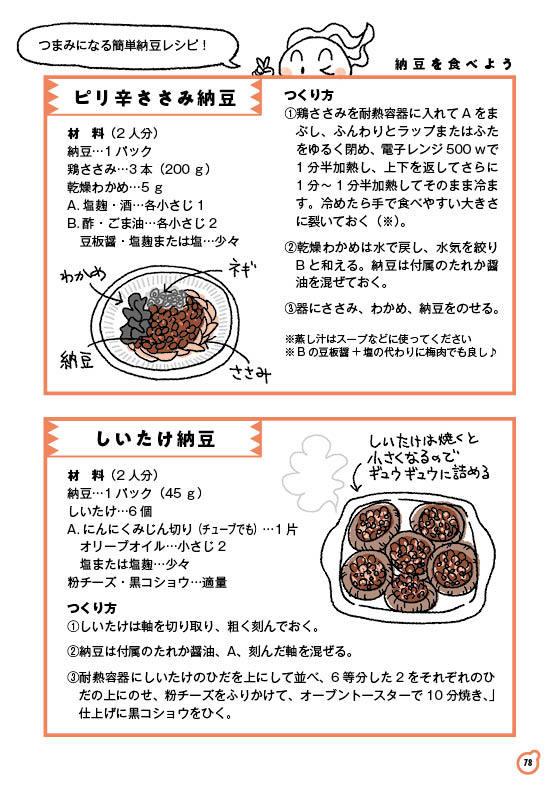 【ゆる菌活13】納豆(後編)_c0216405_10174154.jpg