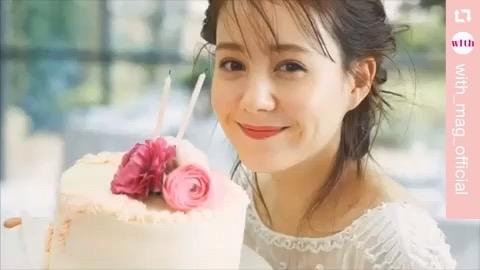 大人かわいい ケーキで、ハッピーバースデー!_d0339705_12224504.jpg