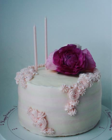 大人かわいい ケーキで、ハッピーバースデー!_d0339705_12260031.jpg