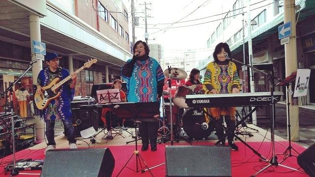 「らっぽた」(落花生ポタージュ)は富士市の味! 雨にも負けず!第5回 吉原まるごとマルシェ_f0141310_07215080.jpg