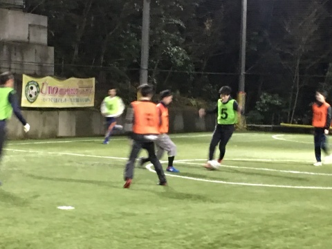 UNO 2/13(木) at UNOフットボールファーム_a0059812_17522769.jpg