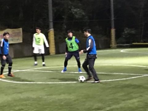 UNO 2/13(木) at UNOフットボールファーム_a0059812_17534331.jpg
