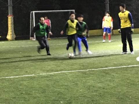 UNO 2/14(金) at UNOフットボールファーム_a0059812_18024291.jpg