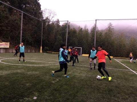 ゆるUNO 2/15(土) at UNOフットボールファーム_a0059812_18291514.jpg
