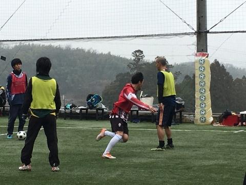 ゆるUNO 2/15(土) at UNOフットボールファーム_a0059812_18294037.jpg