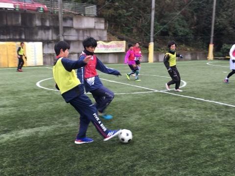 ゆるUNO 2/15(土) at UNOフットボールファーム_a0059812_18294563.jpg
