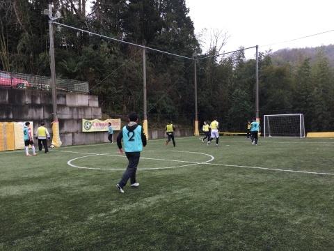 ゆるUNO 2/15(土) at UNOフットボールファーム_a0059812_18295603.jpg