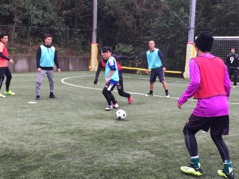 ゆるUNO 2/15(土) at UNOフットボールファーム_a0059812_18311024.jpg