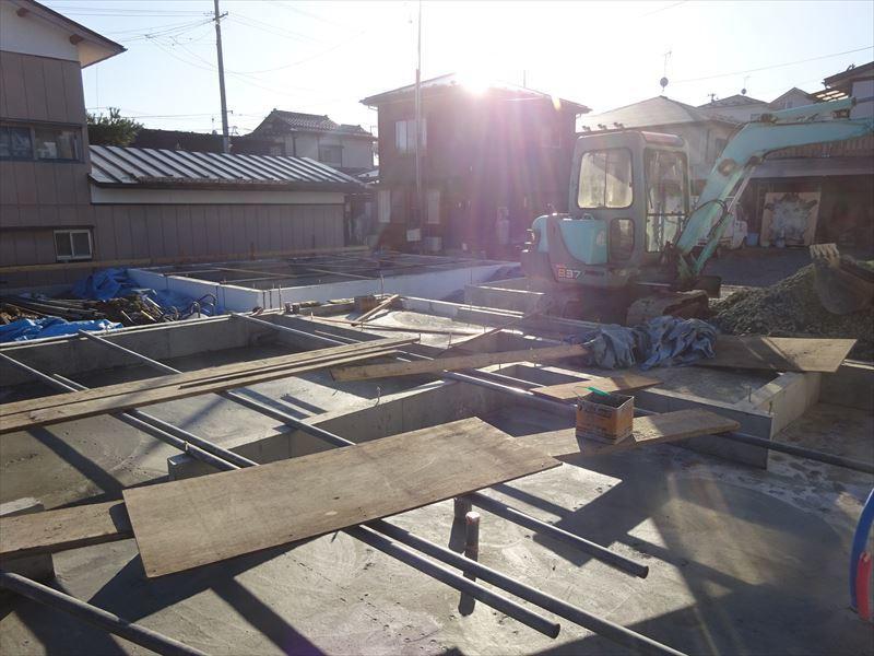 緑ヶ丘 アトリエのある家 進行中。_f0105112_04175288.jpg