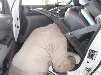 VW6E26 キャラバン 車検整備中(^O^) _c0213517_15144625.jpg