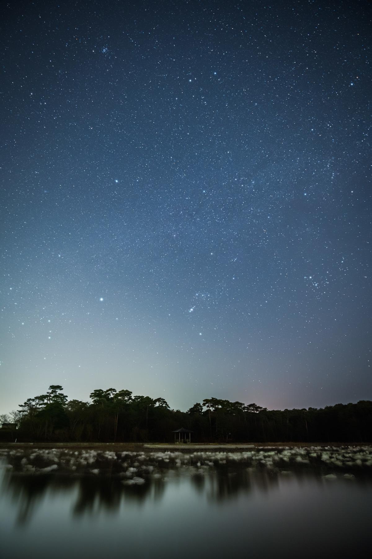 ときには星の下で眠る_a0041722_22352087.jpg