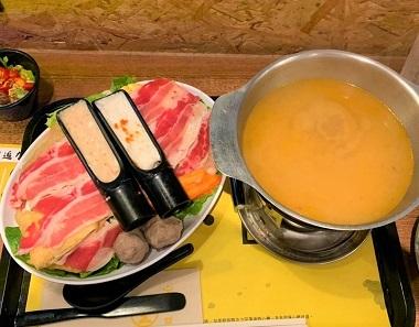 米国インフル大流行も新型コロナかも?! とのニュースと近所にできた台湾の軽食屋「台北巷弄」☆Taipei Alley in Tseung Kwan O_f0371533_11330859.jpg