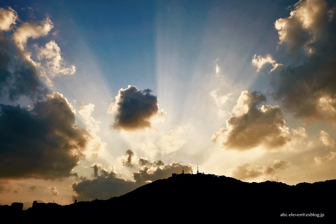 inasayama sunset_f0315034_14284640.jpeg