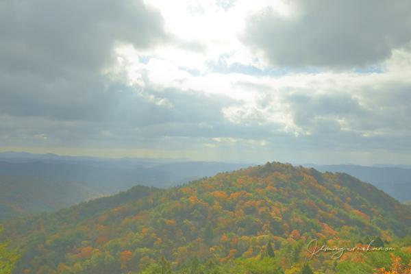 2019・11月の山活⑫**大山が見える⁈天神嶽だった_b0197639_22102240.jpg