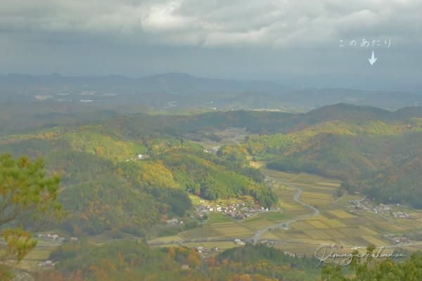 2019・11月の山活⑫**大山が見える⁈天神嶽だった_b0197639_22132070.jpg