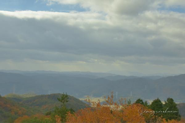 2019・11月の山活⑫**大山が見える⁈天神嶽だった_b0197639_22192050.jpg