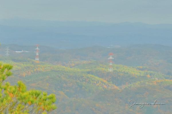 2019・11月の山活⑫**大山が見える⁈天神嶽だった_b0197639_22200164.jpg