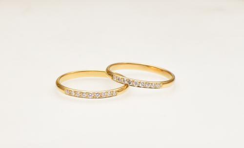 1本のリングを2本に_c0346851_17170000.jpg