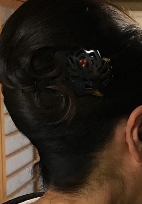 新年会・赤城紬にまいづる古代騎馬文袋帯のお客様。_f0181251_18093025.jpg