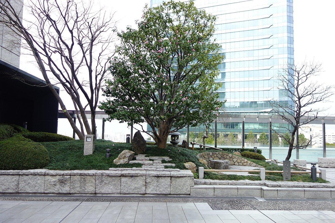 大阪ステーションシティ 和らぎの庭_c0112559_08112365.jpg