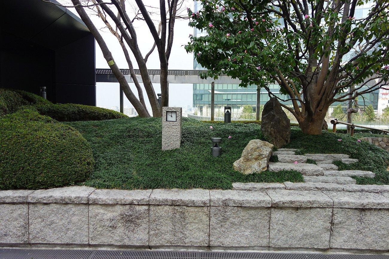 大阪ステーションシティ 和らぎの庭_c0112559_08114141.jpg