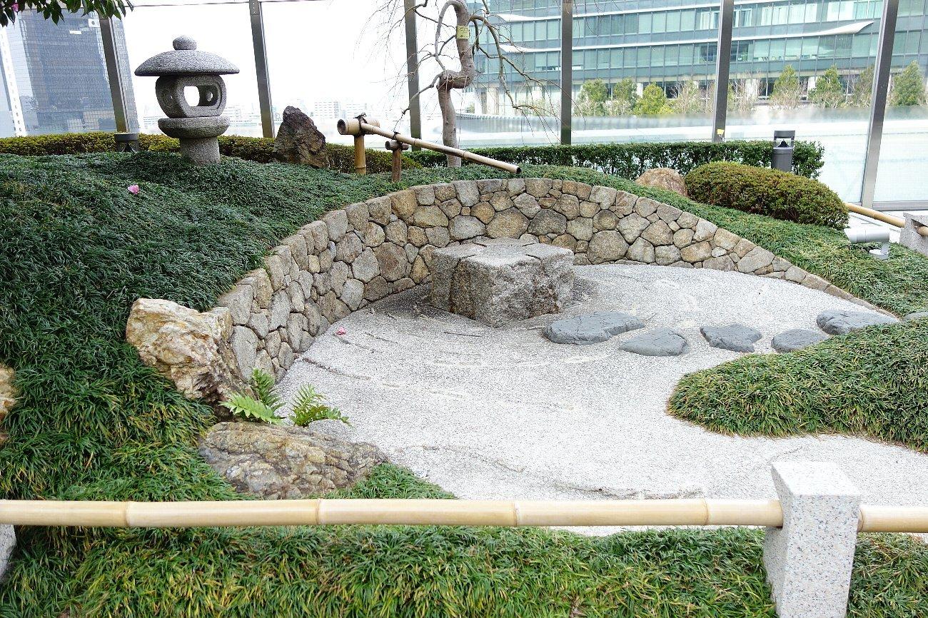 大阪ステーションシティ 和らぎの庭_c0112559_08121090.jpg