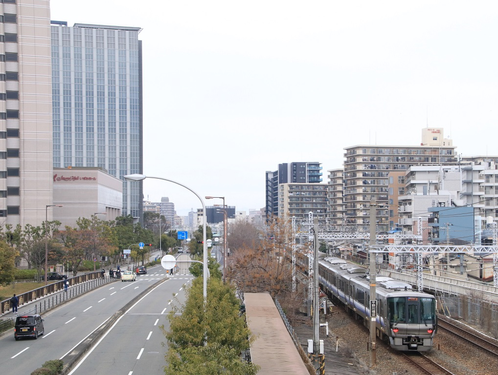 大阪城公園まで梅林を見る旅_d0202264_916185.jpg