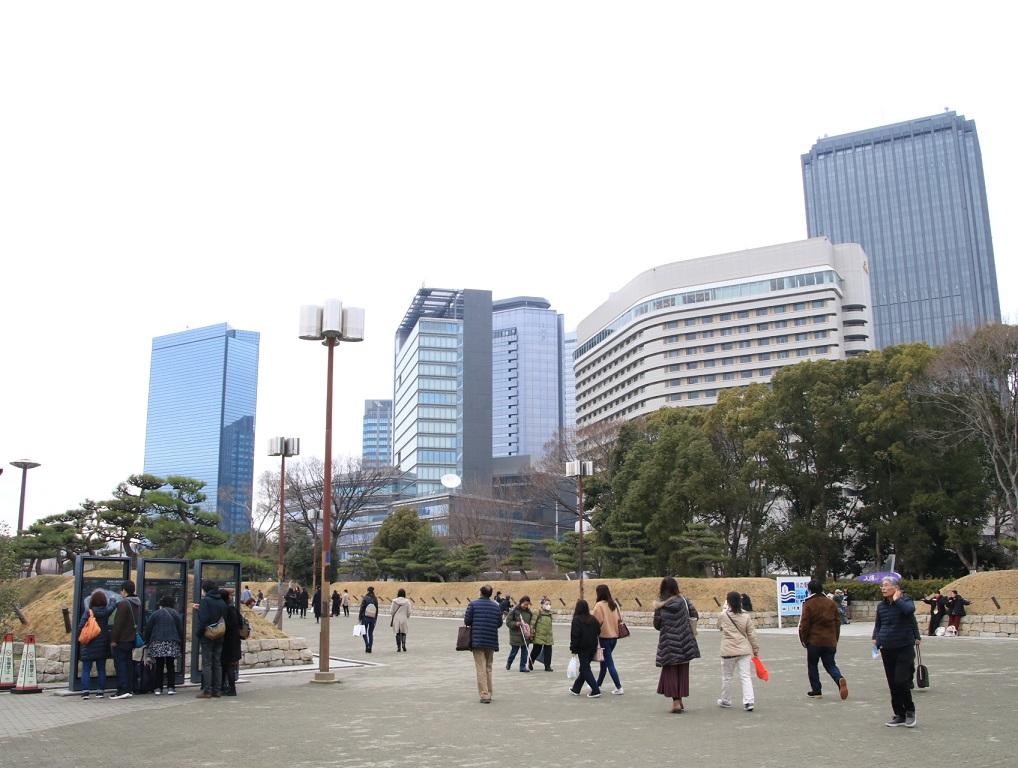 大阪城公園まで梅林を見る旅_d0202264_96843.jpg