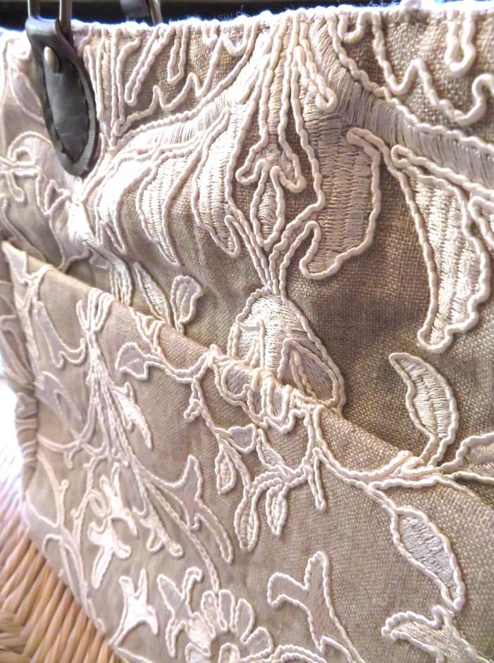 モリス バッグ『ピュア ネットシーリング エンブロイダリー』 ウィリアムモリス正規販売店のブライト_c0157866_17532523.jpg