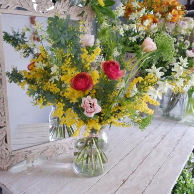 オークリーフ花の教室(西田さんの作品)_f0049672_17080736.jpg