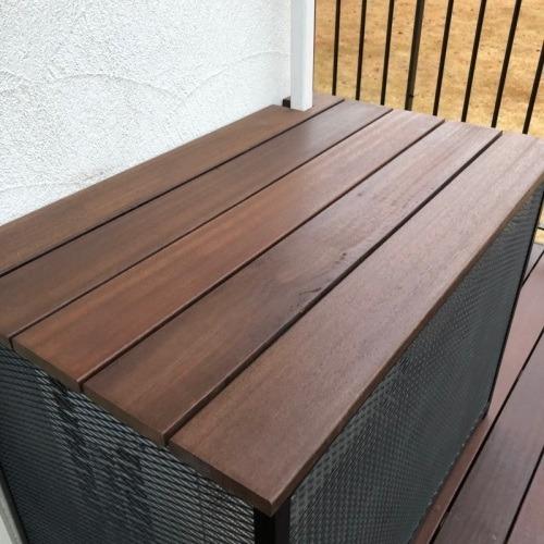 wood deck+iron handrail_b0239082_18003307.jpg